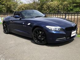 BMW Z4 sドライブ 23i 電動オープン/OZ18インチ/DTV/DVD再生