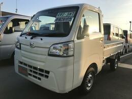ダイハツ ハイゼットトラック 660 スタンダード 農用スペシャル SAIIIt 3方開 4WD