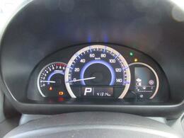 オシャレで見やすいディスプレイです!スピードの出しすぎには注意して安全運転でお願いしますね!