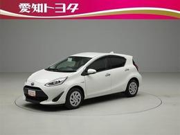 トヨタ アクア S スタイルブラック トヨタ認定中古車 当社社用車