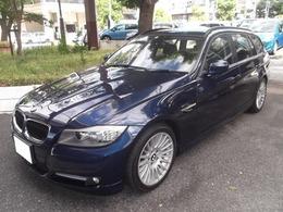 BMW 3シリーズツーリング 320i ナビ ETC CD アルミ キセノン