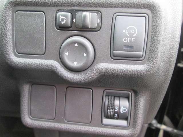 環境に優しいアイドリングストップ!ヘッドライトレベライザーつきで対向車にも配慮!
