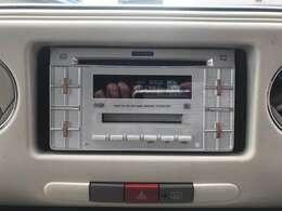 CD/MDラジオオーディオ装備!ナビ変更などもご相談ください!