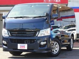 日産 NV350キャラバン 2.0 DX ロングボディ エマブレ 純正ナビ バックモニター