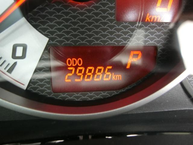 実走行3.0万kmです嬉しいですねまだまだ走ります