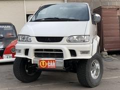 三菱 デリカスペースギア の中古車 3.0 XR ツインサンルーフ 4WD 北海道小樽市 75.0万円