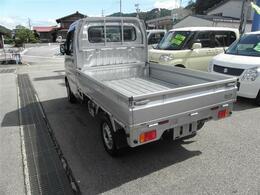 高低段切替式4WD