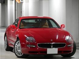マセラティ クーペ カンビオコルサ 右H 正規ディーラー車