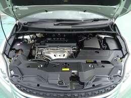 2400cc/2AZ型直列4気筒VVT-i/DOHCエンジン搭載!163馬力!燃費13.2km/L!