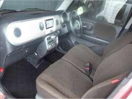 暖かみのあるシートカラーで心にもゆとりができて、運転も落ち着いて出来そうです(^^♪