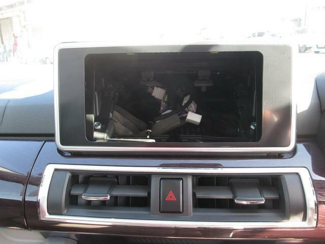 お好みのオーディオを装備して楽しいドライブをどうぞ。