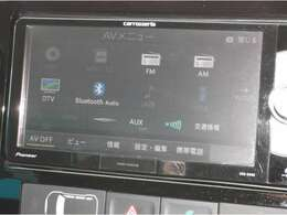 AV機能画面