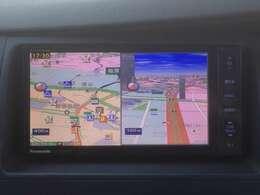 ストラーダSDナビ搭載なので知らない土地でも安心してドライブが出来ます!