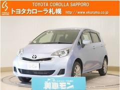 トヨタ ラクティス の中古車 1.5 G 4WD 北海道石狩市 90.0万円