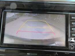 純正SDナビ付♪ バックカメラ付き 駐車も安心ですね♪