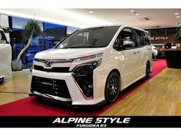 トヨタ ヴォクシー 2.0 ZS 煌II ALPINE STYLE