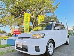 トヨタ カローラルミオン 1.5 G 新品オフロードタイヤ&ルーフバスケット