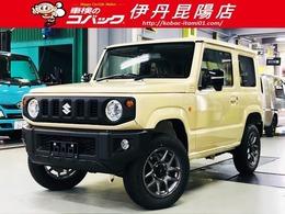 スズキ ジムニー 660 XC 4WD オプション8点付き (SDナビ Bカメラ ETC…)