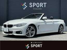 BMW 4シリーズカブリオレ 435i Mスポーツ 純正HDDナビ バックカメラ クルーズコン