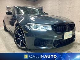 BMW M5コンペティション 4.4 4WD 純正ナビ メリノレザー 360°カメラ