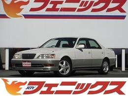 トヨタ クレスタ 2.5 ルラーンG Fエアロリアスポ純正16インチアルミ
