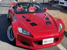 ホンダ S2000 2.0 WORK 車高調 ロールバー 社外アーム