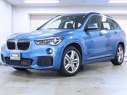 BMW X1 xドライブ 18d Mスポーツ 4WD コンフォートP BMW認定中古車