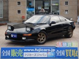トヨタ MR2 2.0 GT-S 3型 5速マニュアル 新品メモリーナビ