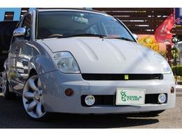 トヨタ WiLL Vi 1.3 キャンバストップ ソフトトップ 社AW ローダウン マフラー