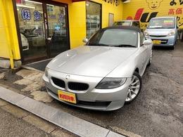 BMW Z4 ロードスター2.5i レッドレザー ナビ