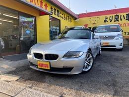 BMW Z4 ロードスター2.5i 後期 レッドレザー ナビ