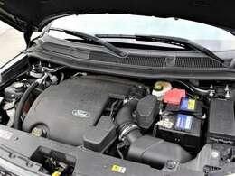 エンジンルームです。エンジンスターター付きです。エンジンは高回転までしっかり吹け上がり、アイドリングも一定となっております。非常に良好です。■走行管理システムもチェック済みとなっております!