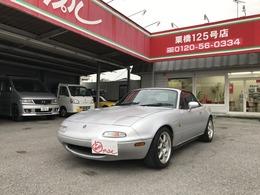 マツダ ロードスター 1.6 5速マニュアル ハードトップ 車高調