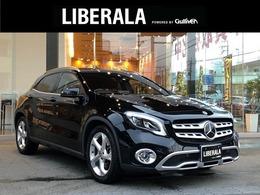 メルセデス・ベンツ GLAクラス GLA220 4マチック 4WD レーダーセーフティーPKG 黒革シート ACC