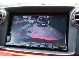 ●バックモニター装備済みですので、後方確認や車庫入れも安全・快適です☆