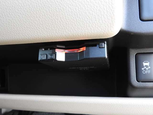 ETC車載器は装備済です。お手持ちのETCカードですぐに高速道路の利用OK、料金所もノンストップで通過出来ます。再セットアップ料別途。