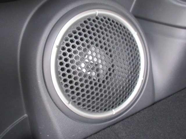 ロックフォードオーディオの重低音を支えるウーハー