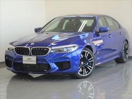 BMW M5 4.4 4WD ブラックレザー パーキングアシストプラス
