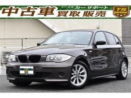 BMW 1シリーズ 116i 革シート 純正マルチ ETC AW Pシート
