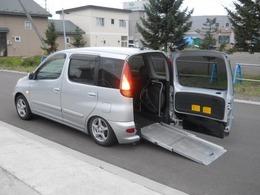 トヨタ ファンカーゴ 1.3 X スローパー 車いす移動車