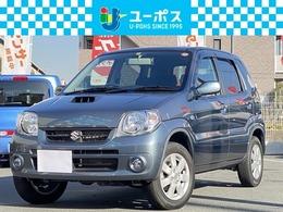 スズキ Kei 660 Bターボ 4WD 車検整備2年付・走行16000キロ・ナビ