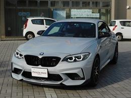 BMW M2コンペティション M DCTドライブロジック 下取車