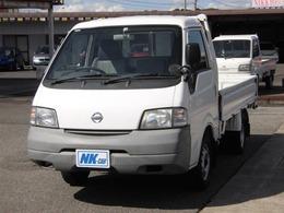 日産 バネットトラック 1.8 DX 5MT 走行15000km 最大積載量1000kg 3人乗