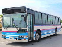 日野自動車 ブルーリボン 60人乗りバス 送迎仕様 ニーリング リクライニングシート 自動扉