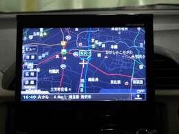 【ナビゲーション】カロッツェリアインダッシュHDDナビ(AVIC-VH9000)を装備しております~!タッチパネルで操作も楽チンです~♪