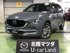マツダ CX-5 の中古車 2.5 25T エクスクルーシブ モード 石川県金沢市 335.0万円