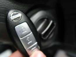 ◆【スマートキー】☆鍵を挿さずにポケットに入れたまま鍵の開閉、エンジンの始動まで行えます。