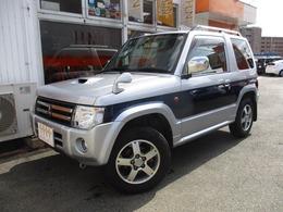 三菱 パジェロミニ 660 エクシード 4WD 全国6か月保証