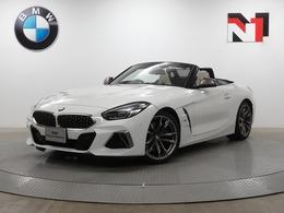 BMW Z4 M40i 19AW ACC アイボリーホワイト内装 衝突軽減