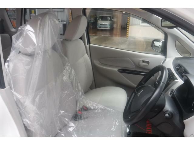 フロントのシート目立つ汚れはありません